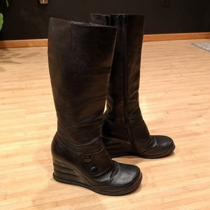 Miz Mooz Button Boots